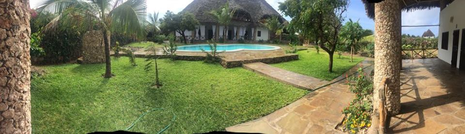 BED AND BREAKFAST RESORT IN WATAMU