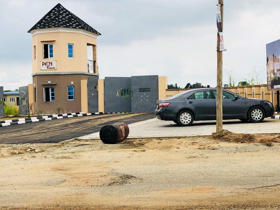 500sqm Plot, Rose Gardens Pen Estate, Asese Town, Ogun State- Nigeria