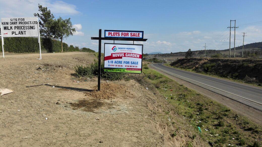 PLOTS FOR SALE,MWEIGA-NYERI