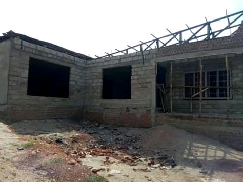 shell house for sale in kisingura in mutundwe.