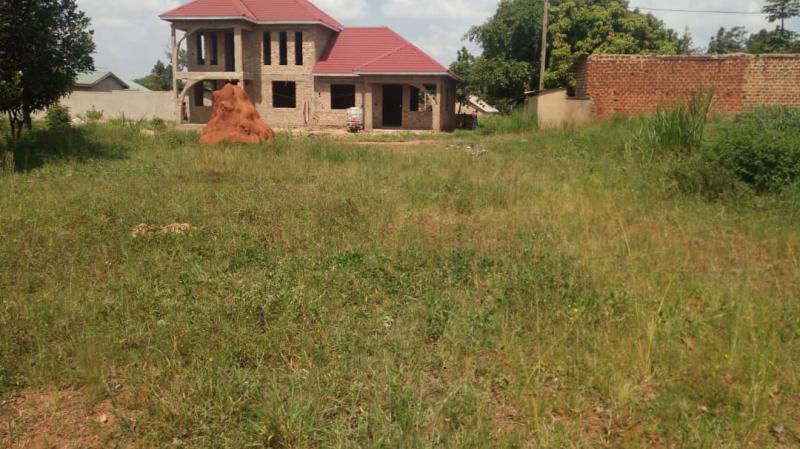 Plots for sale in Kyanja