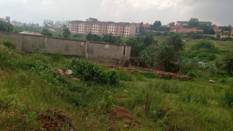 Plot for sale  in Kyanja
