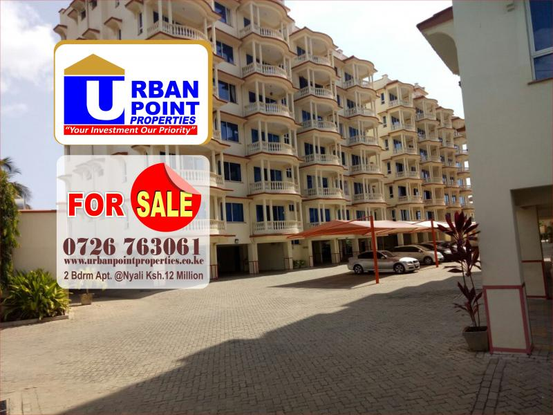 For Sale: 2 Bedroom Apartments