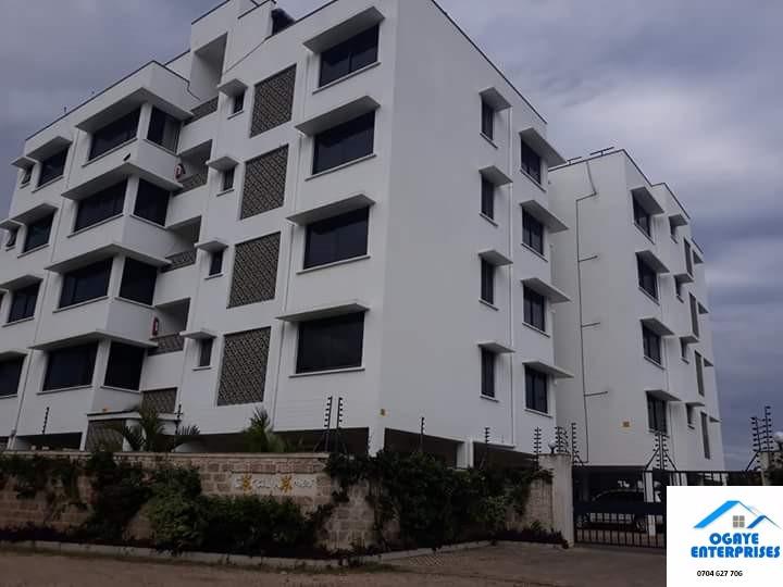 ADMIRABLE 2 Bedroom Apartment Nyali