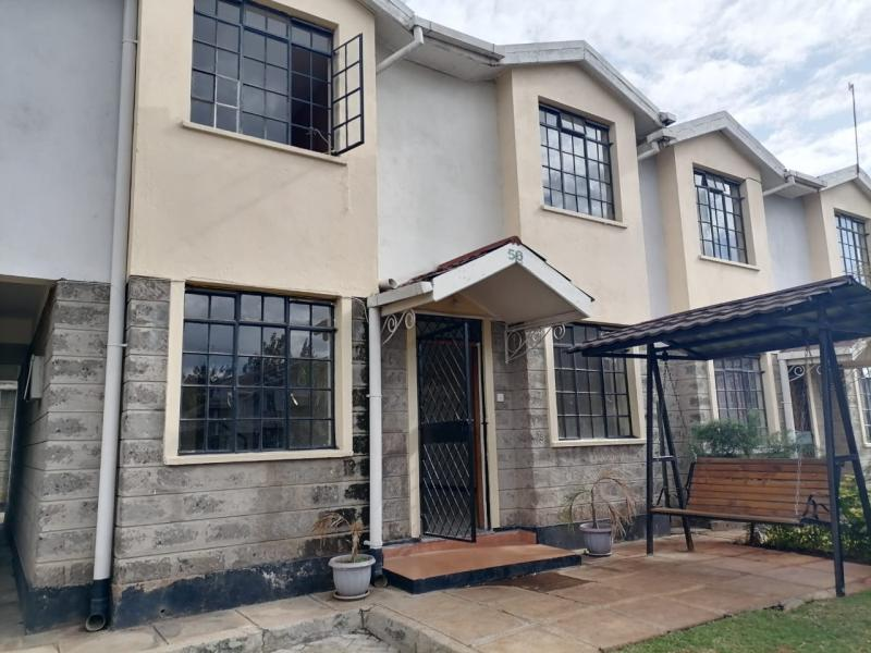 Spacious 4 Bedroom Townhouse to let In Syokimau